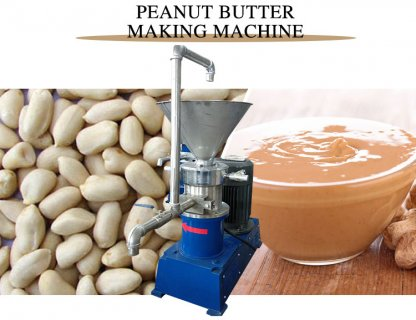 peanut paste mill